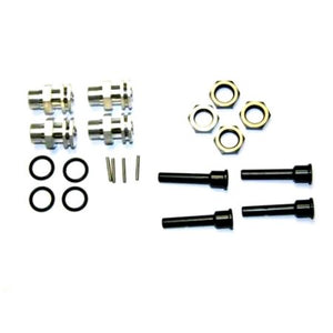 Redcat Racing 12mm to 17mm Wheel Hex Upgrade BS17MM-Kit  / RCR-1005 | RedcatRacing.Toys