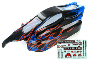 Redcat Racing Rampage XB-E Blue Body  ATV077-BL | RedcatRacing.Toys
