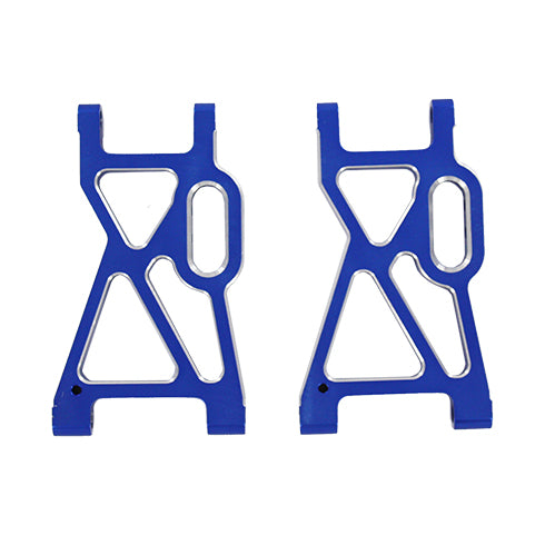 Redcat Racing 052001 Blue Aluminum Rear Lower Suspension Arm 2pcs - RedcatRacing.Toys