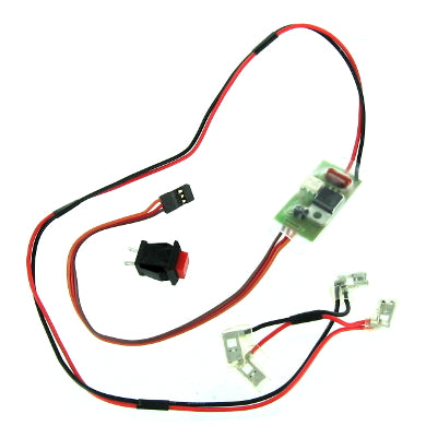 Redcat Racing RRC-05K Gas Engine Kill Switch RRC-05K -  DISCONTINUED - RedcatRacing.Toys