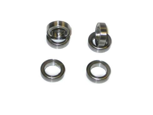 Redcat Racing 02138 10*15*4mm ball bearing (6pcs) 02138 | Redcat Racing