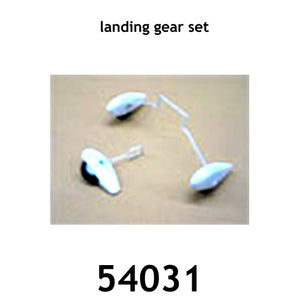 Redcat Racing AT-54031 main landing gear,front  landing gear, wheels, - RedcatRacing.Toys