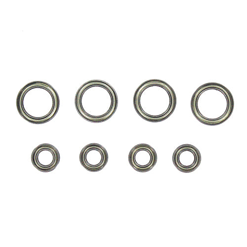 Redcat Racing Wheel bearing set (5*10*4mm - 4pcs, 10*15*4mm - 4pcs) STK-Bearing Set | Redcat Racing