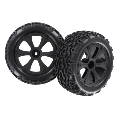 Redcat Racing  Tire unit  BS214-009 | RedcatRacing.Toys