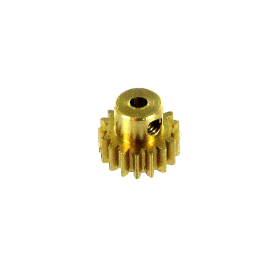 Redcat Racing 11177 Brass Pinion Gear (17T, .8 module) 11177 | RedcatRacing.Toys