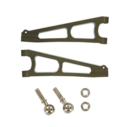 Redcat Racing  Aluminum Front Upper Suspension Arms, 2pcs  890004 | RedcatRacing.Toys