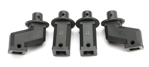 Redcat Racing 505247 Lateral Body Support (2+2) - RedcatRacing.Toys