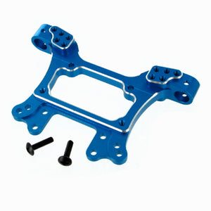 Redcat Racing Aluminum Shock Tower, Blue (F/R) 08054B | RedcatRacing.Toys