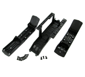 Redcat Racing Skid Plate Set with Screws, 3pcs BS810-014 - RedcatRacing.Toys