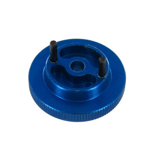 Redcat Racing 122206 Aluminum Lightweight Flywheel, Blue 122206 | RedcatRacing.Toys