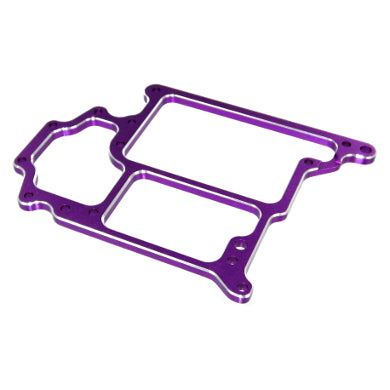 Redcat Racing 102265 Aluminum Radio Tray, Purple 102265 | Redcat Racing