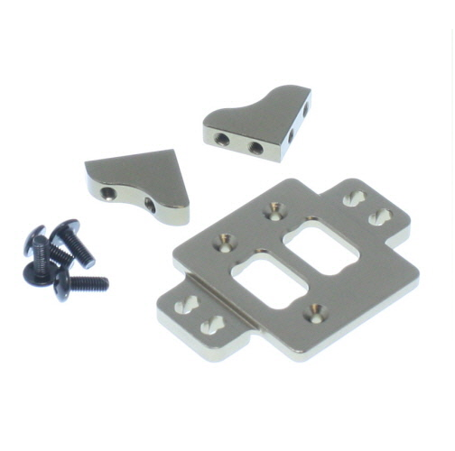 Redcat Racing 680021 Servo Mount AL for Everest-16 680021 | Redcat Racing