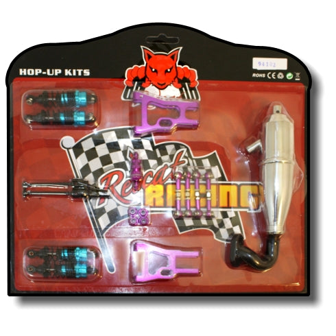 Redcat Racing HU94101-2 Aluminum upgrade kit HU94101-2 for LIGHTNING STR - RedcatRacing.Toys