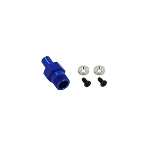 Redcat Racing 54018 23mm Aluminum Front Wheel Hex and Nuts | Redcat Racing