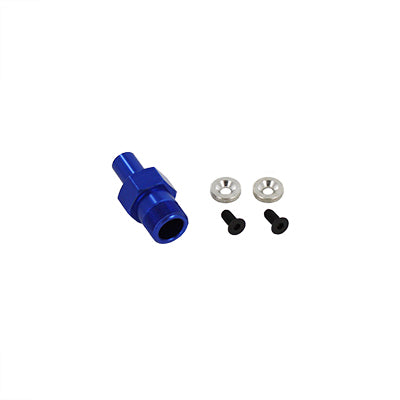 Redcat Racing 54018 23mm Aluminum Front Wheel Hex and Nuts | RedcatRacing.Toys