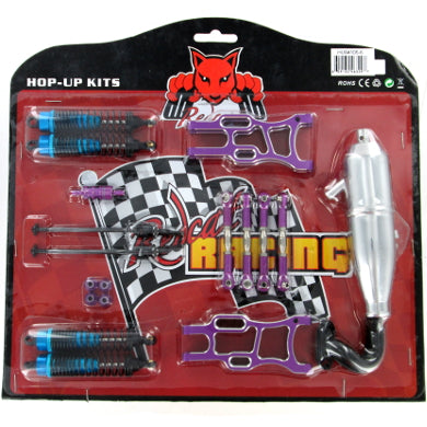 Redcat Racing HU94105-6 Shockwave pro hop up kit HU94105-6 | Redcat Racing