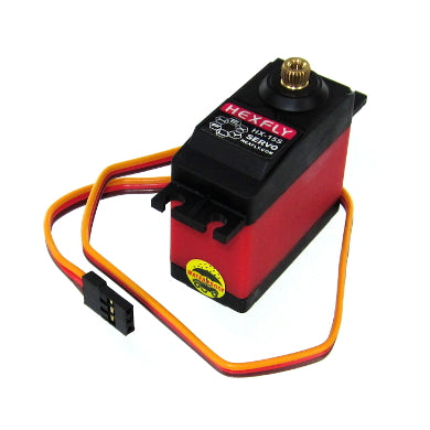 Redcat Racing HX-15CS HEXFLY Servo 15kg, Splashproof HX-15CS / PZ-15328B - RedcatRacing.Toys
