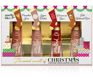 TOO FACED The Sweet Smell Of Christmas Set 4pc
