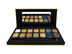 24K Gold Rush Eyeshadow Palette