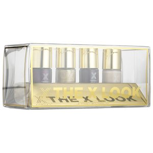 Formula X The X Look: Holiday Edition Mini nail lacquers