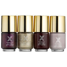 Load image into Gallery viewer, Formula X The X Look: Holiday Edition Mini nail lacquers