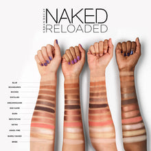 Load image into Gallery viewer, Urban Decay Naked Reloaded Eye Shadow Palette