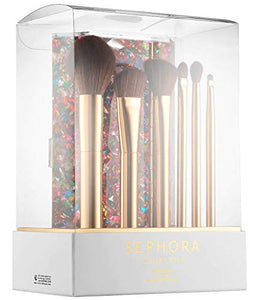 SEPHORA COLLECTION Glitter O'Clock Brush Gift Set