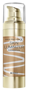 Max Factor Skin Luminizer Foundation 30ml - Bronze 80