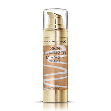 Max Factor Skin Luminizer Foundation 30ml - Soft Honey 77