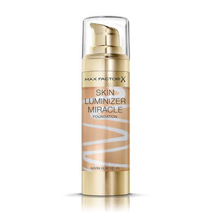 Max Factor Skin Luminizer Foundation 30ml - Warm Almond 45