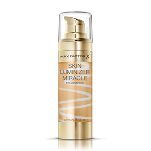 Max Factor Skin Luminizer Foundation 30ml - Crystal Beige 33