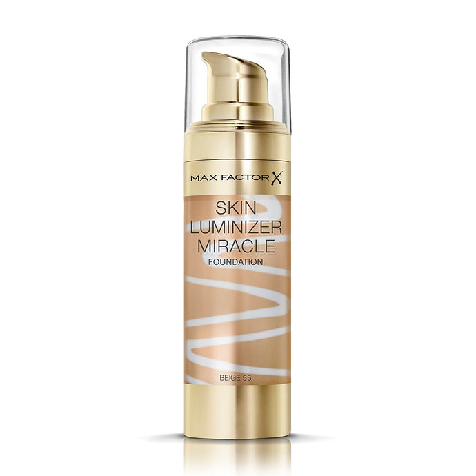 Max Factor Skin Luminizer Foundation 30ml - Beige 55