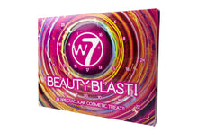 Load image into Gallery viewer, Two W7 Beauty Blast Cosmetic Advent Calendars