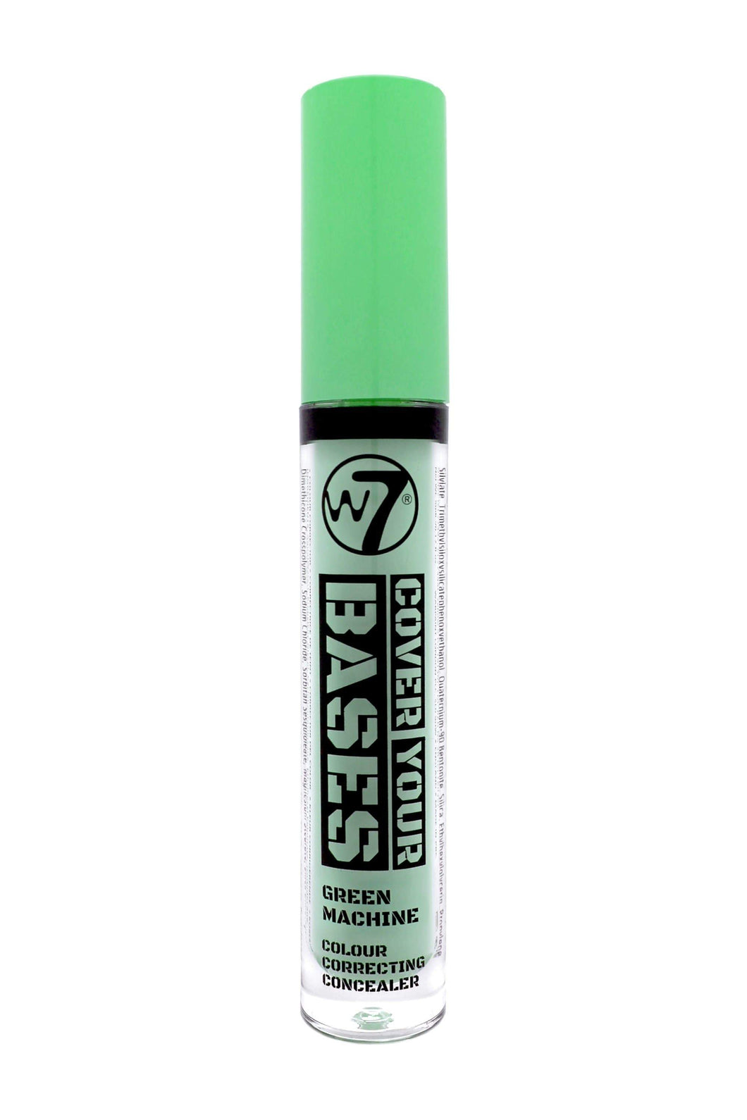 Cover Your Bases Colour Correcting Concealer - Green Machine