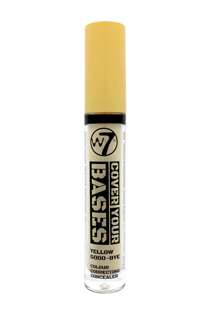 Cover Your Bases Colour Correcting Concealer - Yellow Good-Bye