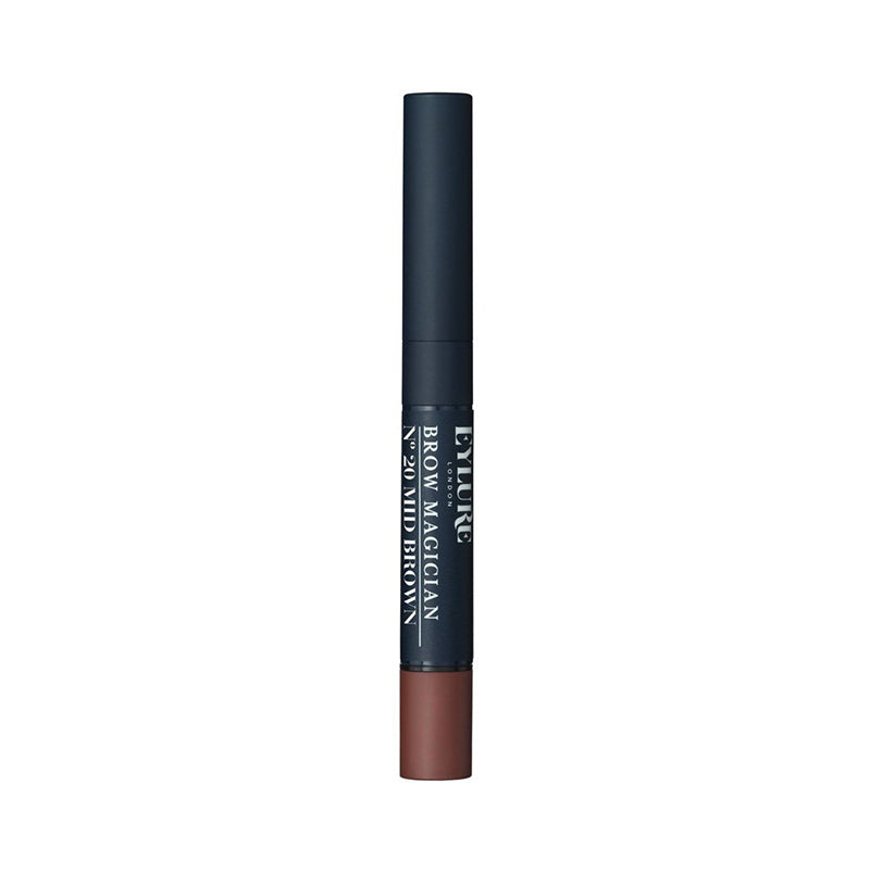 Eylure Brow Magician Gel Duo - Medium Brown