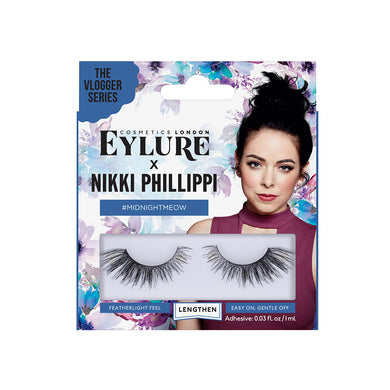 Eylure X Nikki Phillipi - #MidnightMeow
