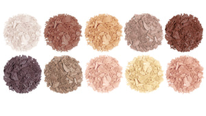 Models Own Limited Edition Eyeshadow Palette - Dare to Bare 7g