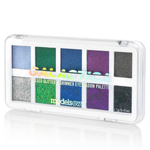 Load image into Gallery viewer, Models Own Eyeshadow Palette - Galactica 12.7g
