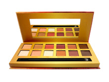 Load image into Gallery viewer, W7 Life's A Peach Eyeshadow Palette Open
