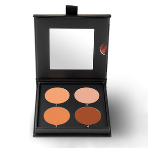 Cover FX Contour Kit - N Deep Dark Skin 13.5g