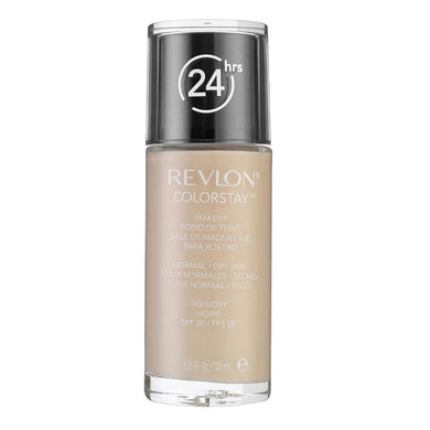 Revlon ColorStay 24H Normal/Dry Skin Foundation 30ml - Ivory