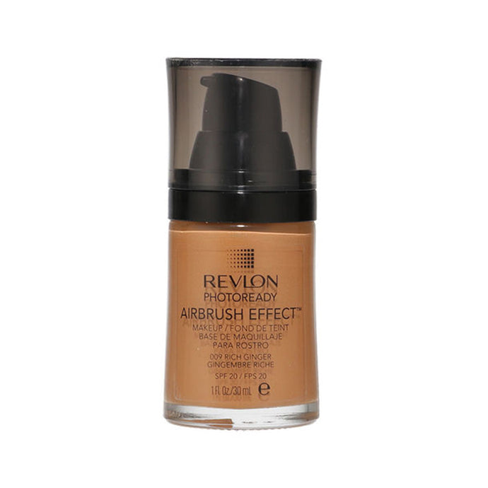Revlon Photoready Airbrush Effect - 009 Rich Ginger