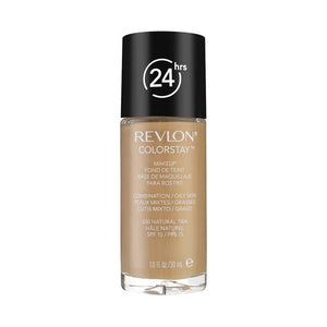 Revlon ColorStay 24H Combination/Oily Skin Foundation 30ml - Natural Tan