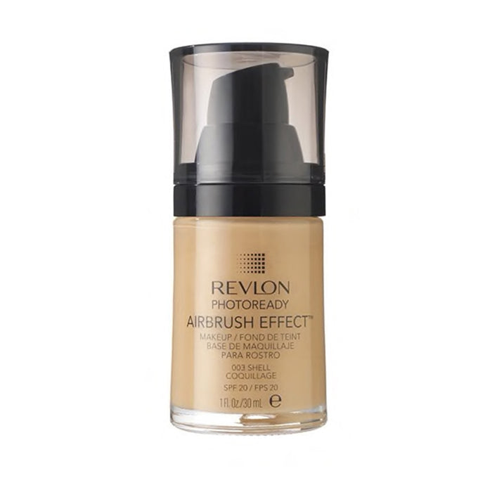 Revlon Photoready Airbrush Effect - 004 Nude