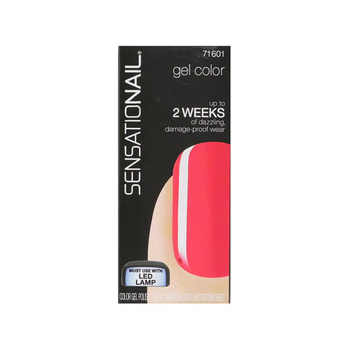 Sensationail Gel Polish - Love Struck