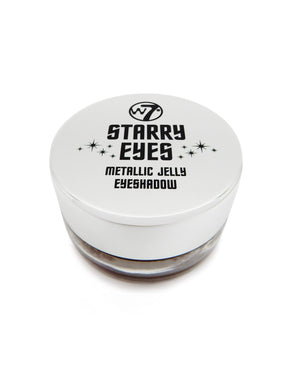 Starry Eyes Metallic Jelly Eyeshadow - Blue Moon