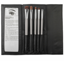 Load image into Gallery viewer, SEPHORA COLLECTION Smoke Machine Smokey Eye Brush Set