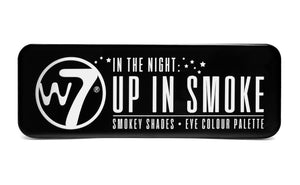 In The Night Eye Colour Palette - Up In Smoke
