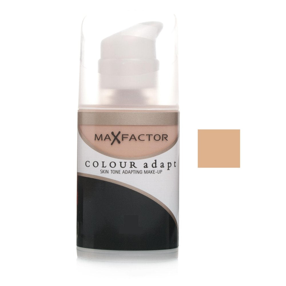 Max Factor Colour Adapt Foundation 34ml - Golden 75